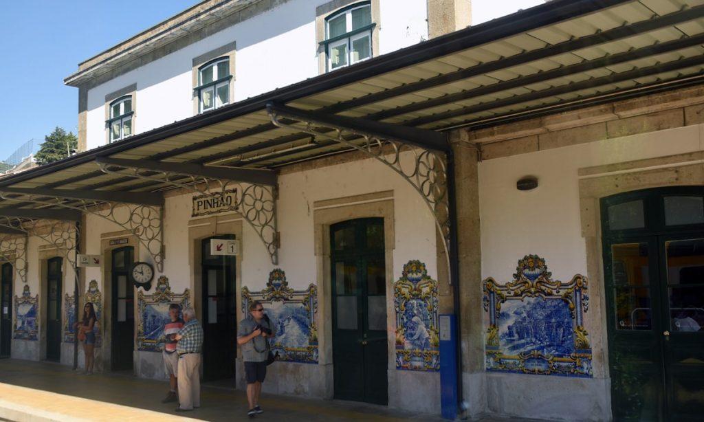 Linha do Douro, estação do Pinhão