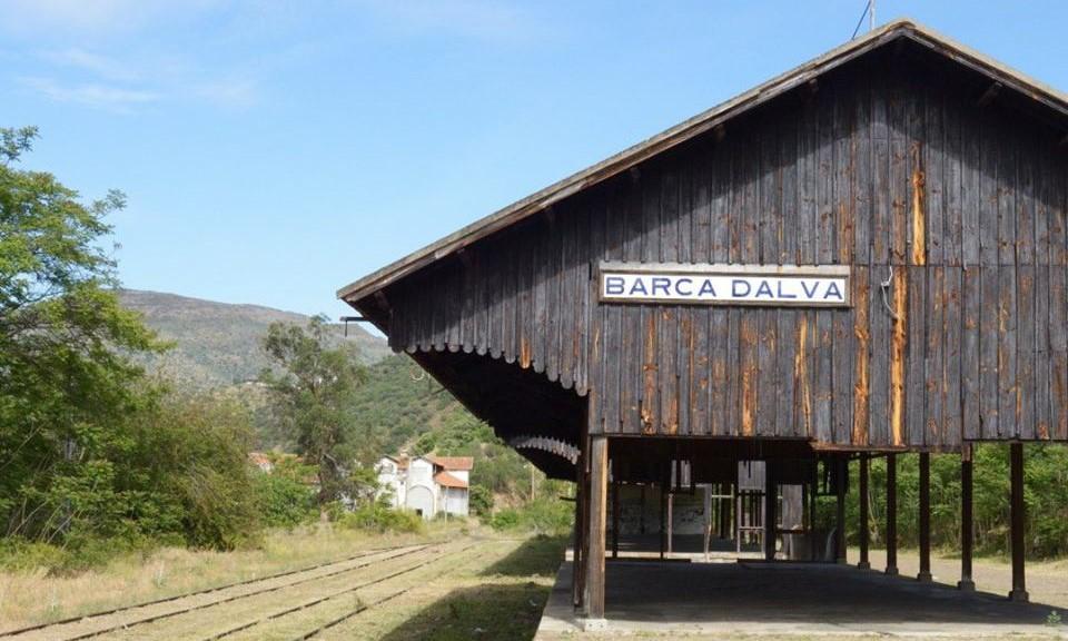 Linha do Douro, estação ferroviária de Barca d'Alva