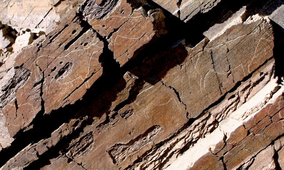 gravuras rupestres, Canada do Inferno - Rota do Douro