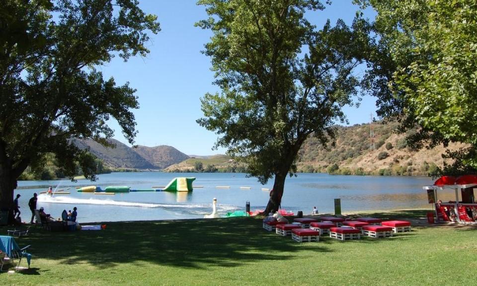 As 5 melhores praias fluviais do Douro: Foz do Sabor, Torre de Moncorvo - Rota do Douro