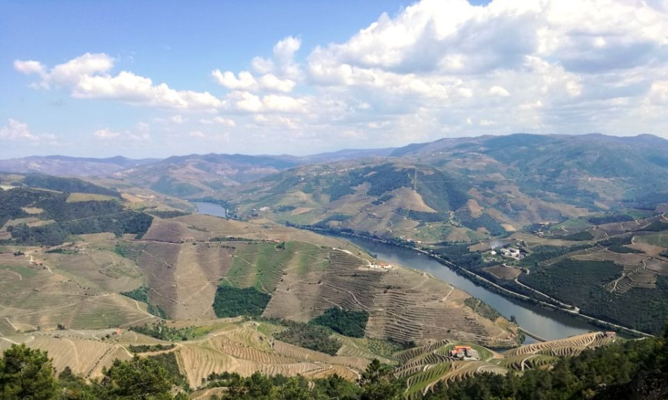 Vista do Miradouro de São Leonardo da Galafura - Rota do Douro