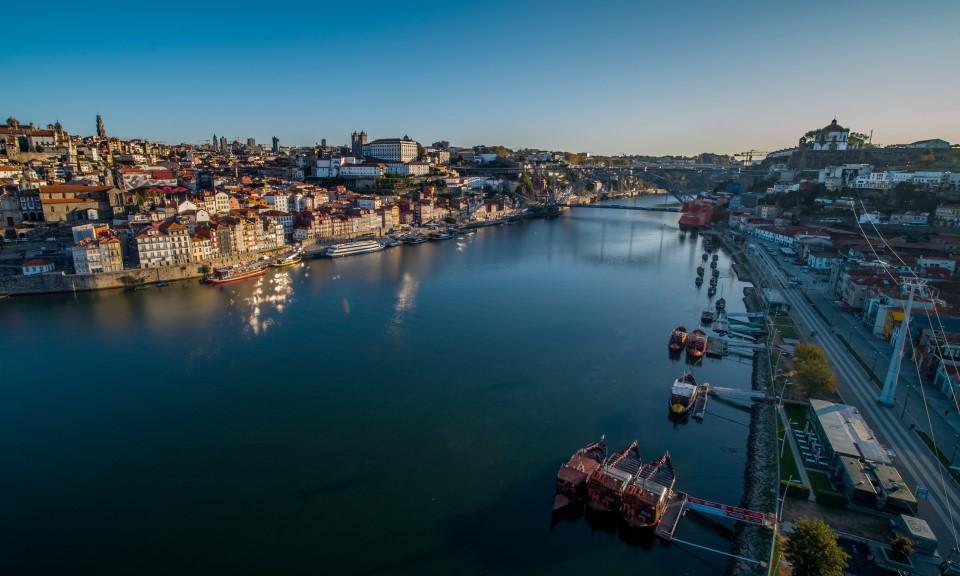 N222: Ribeira do Porto e Vila Nova de Gaia - Rota do Douro