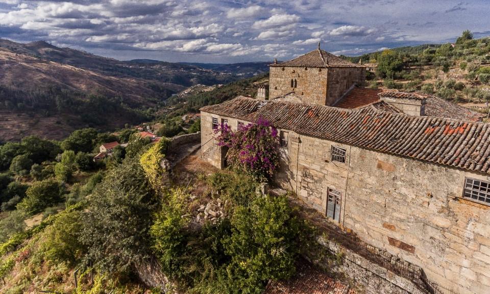 Casa da Torre da Lagariça, Resende - EN222 - Rota do Douro