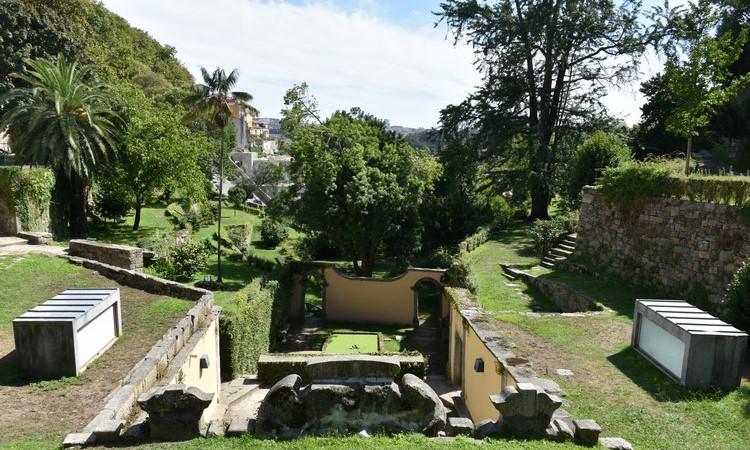 Jardim das Virtudes, Porto - Rota do Douro