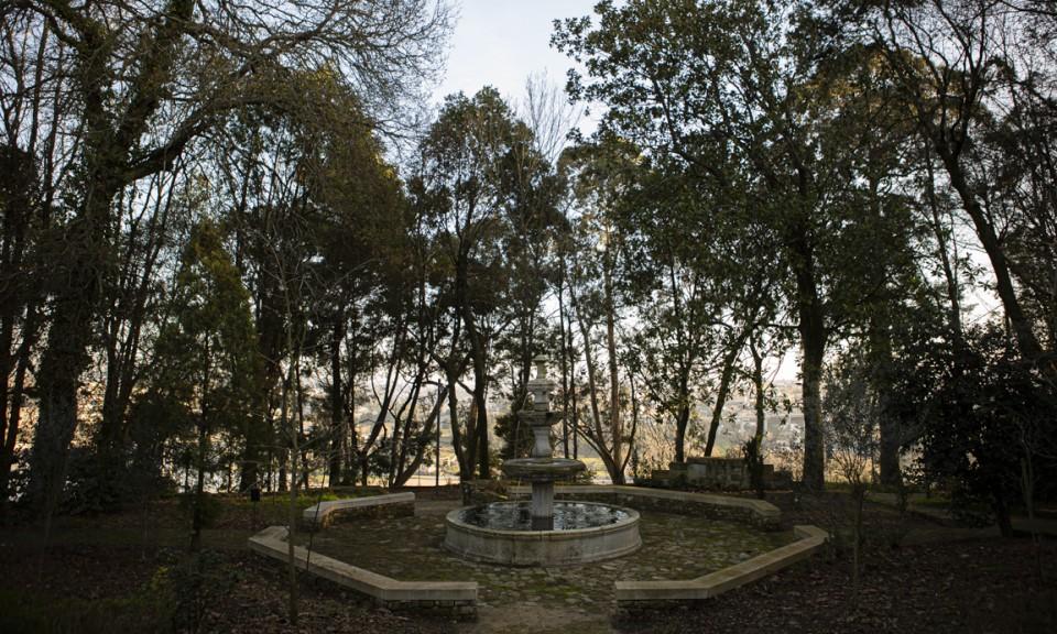 Parques e jardins no Porto: Parque de Nova Sintra - Rota do Douro