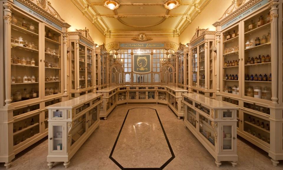 Museus do Porto - Museu da Farmácia Porto