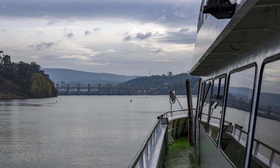 Barragens do Douro - Crestuma-Lever | Rota do Douro