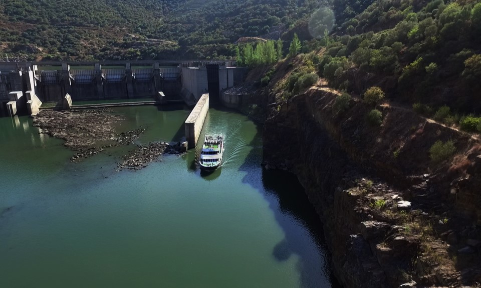 Barragens do Douro - Valeira | Rota do Douro