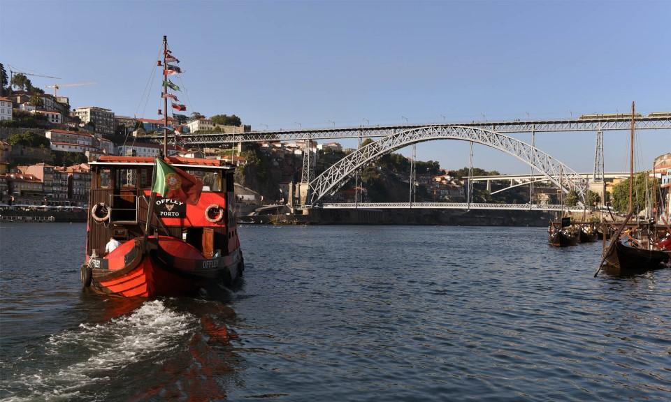 Atividades para fazer no Porto: cruzeiro das pontes - Rota do Douro