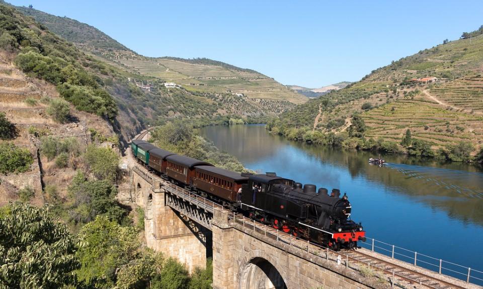 atividades para fazer no Douro - Comboio Histórico do Douro | Rota do Douro
