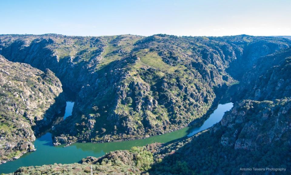 Canhão fluvial do Douro - Rota do Douro